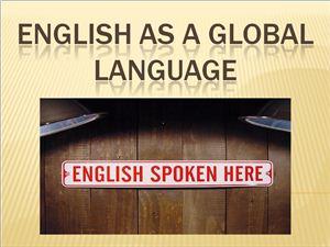 Диалекты английского языка. Сходства и различия