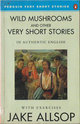 Allsop Jake. Very short stories (with exercises)