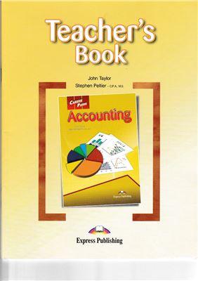 Taylor John, Peltier Stephen. Accounting Teacher's book