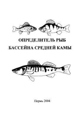 Зиновьев Е.А., Мандрица СЛ., Бакланов М.А. (сост.). Определитель рыб бассейна Средней Камы