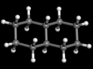 Демонстрационный материал по теме Алициклические углеводороды