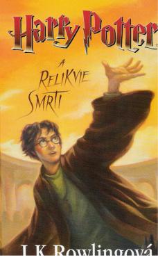 Rowlingová Joanne. Harry Potter a Relikvie Smtri 1/4 (CD1)
