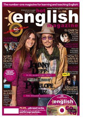 Hot English 2011 №114