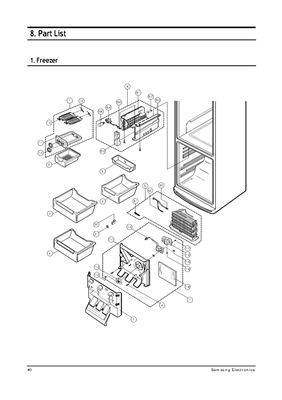 Холодильник SAMSUNG SR-L676EV SR-L678EV SR-L626EV SR-L628EV