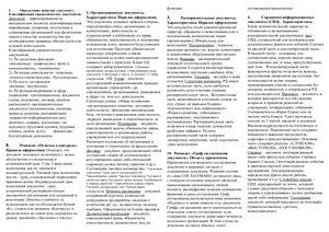 Шпоры по документационному обеспечению управления