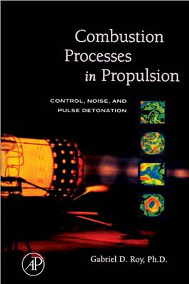 Roy G.D. (Ed.) Combustion Processes in Propulsion: Control, Noise, and Pulse Detonation