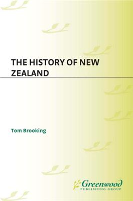 Brooking T. The History of New Zealand