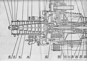 Шевченко И.В. принцип работы, конструкции и особенности производства турбовального воздушнореактивного двигателя