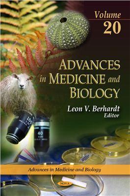 Berhardt L.V. Advances in medicine and biology, Volume 20