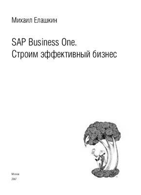 Елашкин М. SAP Business One. Строим эффективный бизнес