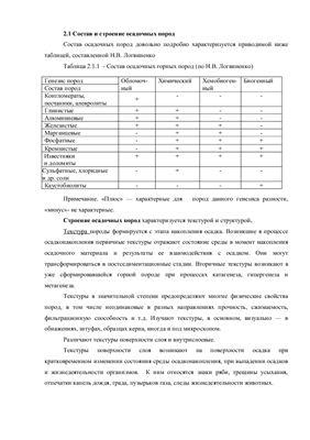 Стерленко З.В. Лекции по литологии
