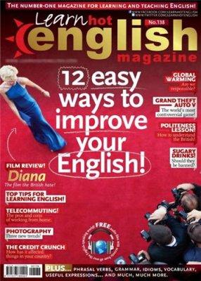Hot English Magazine 2013 №138