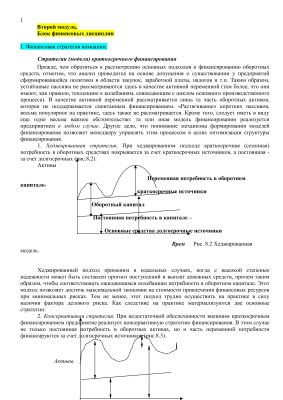 Ответы ГЭК по специальности Финансовый менежджмент (магистратура)