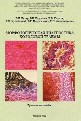 Витер В.И., Пудовкин В.В. Морфологическая диагностика холодовой травмы