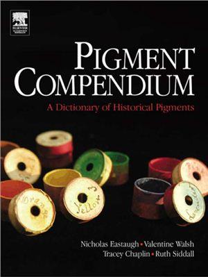 Eastaugh N. et al. Pigment Compendium. A Dictionary of Historical Pigments