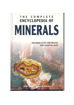 Korbel P., Novak M. The complete encyclopedia of minerals