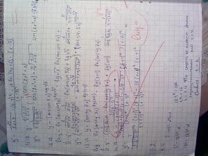 Решение ИДЗ - 6.1, 6.2, 6.3, 6.4(12 вариант) из Рябушко 1 часть