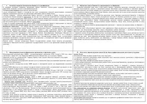 Вопросы и ответы к ГОСам по специальности финансы и кредит. Включают в себя блоки: финансы, дкб, экономическая теория
