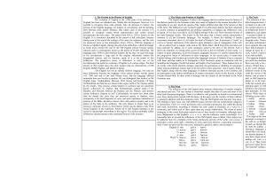 Шпоры на экзамен по английскому языку (теор. грамматика, история языка, стилистика, лексикология)