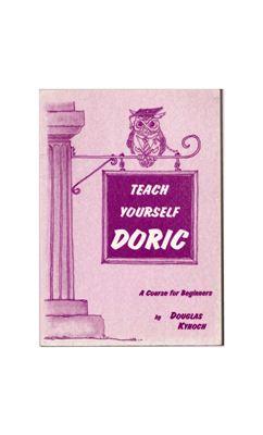 Kynoch D., Hamilton J. Teach Yourself Doric: A Course for Beginners