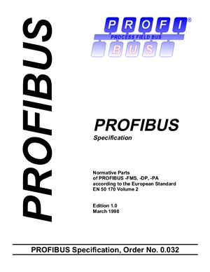 Спецификация протокола Profibus