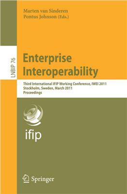 Sinderen M., Johnson P. Enterprise Interoperability