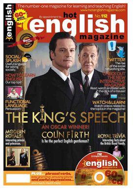 Hot English 2011 №112