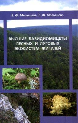 Малышева В.Ф., Малышева Е.Ф. Высшие базидиомицеты лесных и луговых экосистем Жигулей