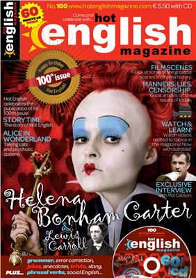 Hot English 2010 №100