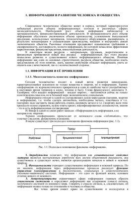 Информационно-библиотечная культура, лекции и материалы