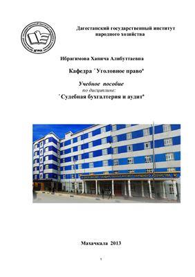 Ибрагимова Х.А. Судебная бухгалтерия и аудит