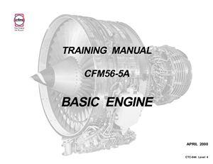 CFM-56-5A Basic engine
