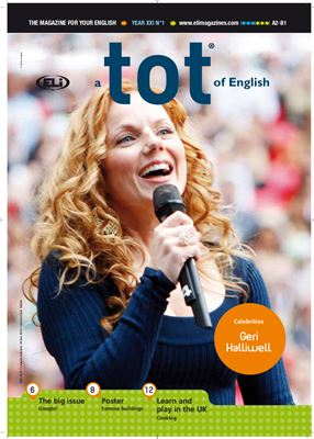 A Tot of English 2008 №01