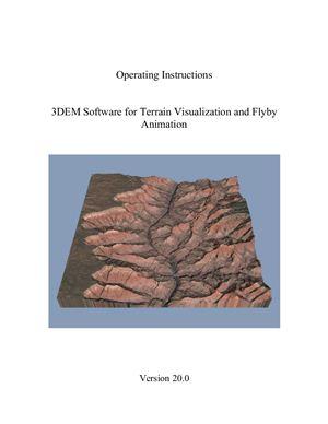 Программа - 3DEM. Версия 20.0