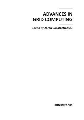 Constantinescu Z. (ed.) Advances in Grid Computing