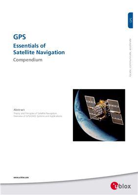 Zogg Jean-Marie. GPS. Essentials of Satellite Navigation. Compendium
