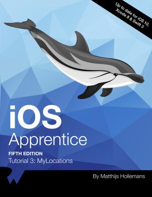 Holleman Matthijs. The iOS Apprentice. Tutorial 3 - My Locations