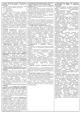 Шпоры по организации и технологии документационного обеспечения управления