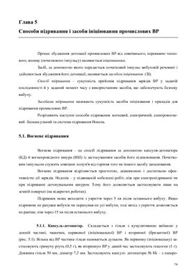 Шевцов М.Р., Таранов П.Я., Левіт В.В., Гудзь О.Г. Руйнування гірських порід вибухом