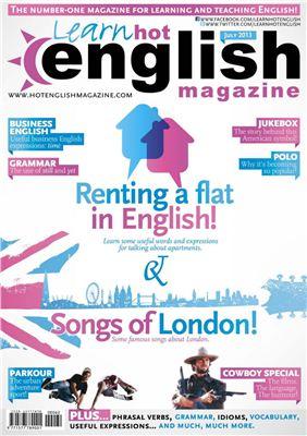 Hot English Magazine 2013 №136