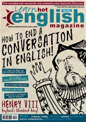 Hot English Magazine 2015 №163