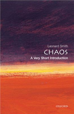Smith L. Chaos: A Very Short Introduction