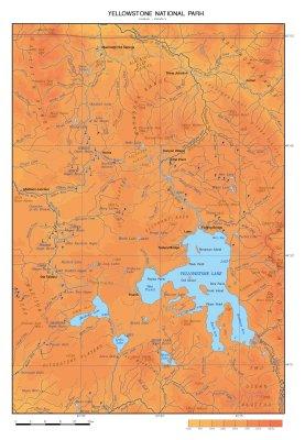 Йеллоустоунский национальный парк