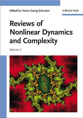 Schuster H.G. Reviews of Nonlinear Dynamics and Complexity. Volume 2