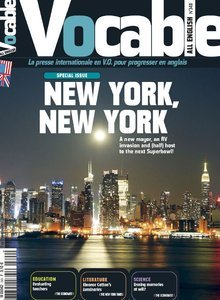 Vocable All English 2014 №349 January