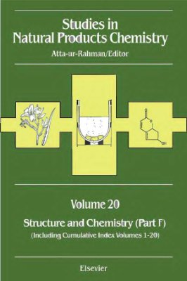 Atta-ur-Rahman (ed.) Studies in Natural Products Chemistry v.20 Structure and Chemistry part F