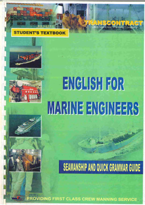 English for Marine Engineers. Student's Book