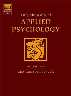 Spielberger Charles Encyclopedia of Applied Psychology