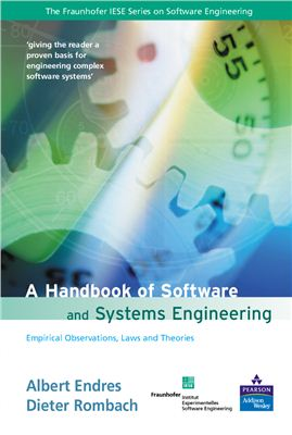 Endres A., Rombach D. A Handbook of Software and Systems Engineering