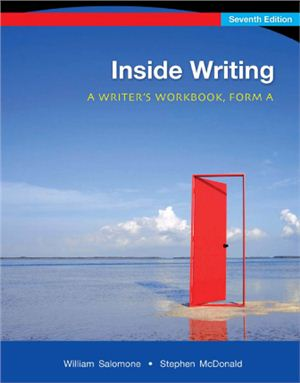Salomone W. Inside Writing a Writer's Workbook